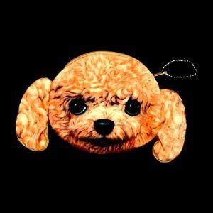 POODLE DOG COIN PURSE